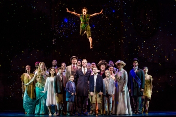 The Cast of FInding Neverland Credit Jeremy Daniel IMG_2953